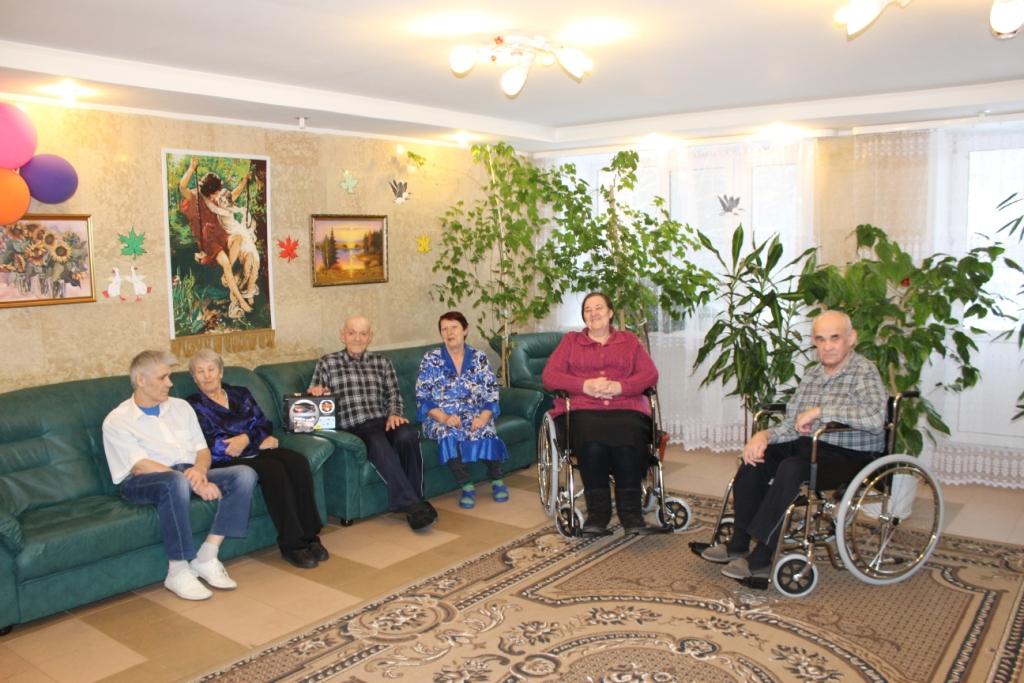 Отчет дом престарелых условия для проживания пансионата для престарелых