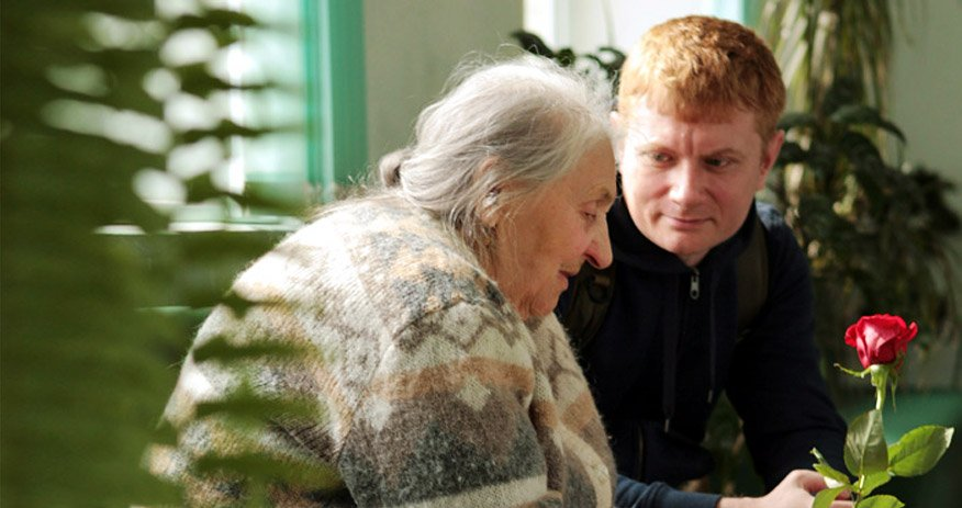 Помощь пожилым в доме престарелых как устроить в дом престарелых екатеринбург