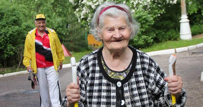 Cредства на занятия скандинавской ходьбой