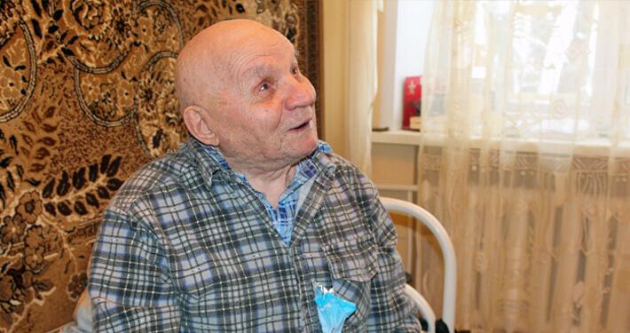 Заставка для - Помощь дому престарелых «Двуречье»