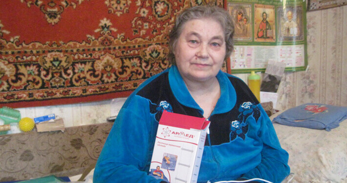 Помощь Таисии Александровне