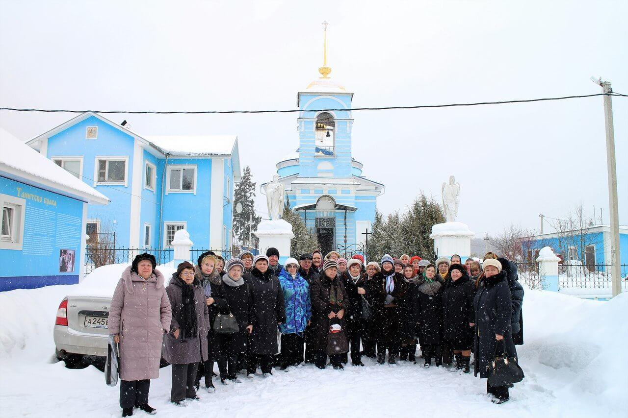 Храмы Чеховского благочиния