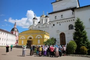 Поездку в Рождества-Богородицы Пафнутьев Боровский монастырь
