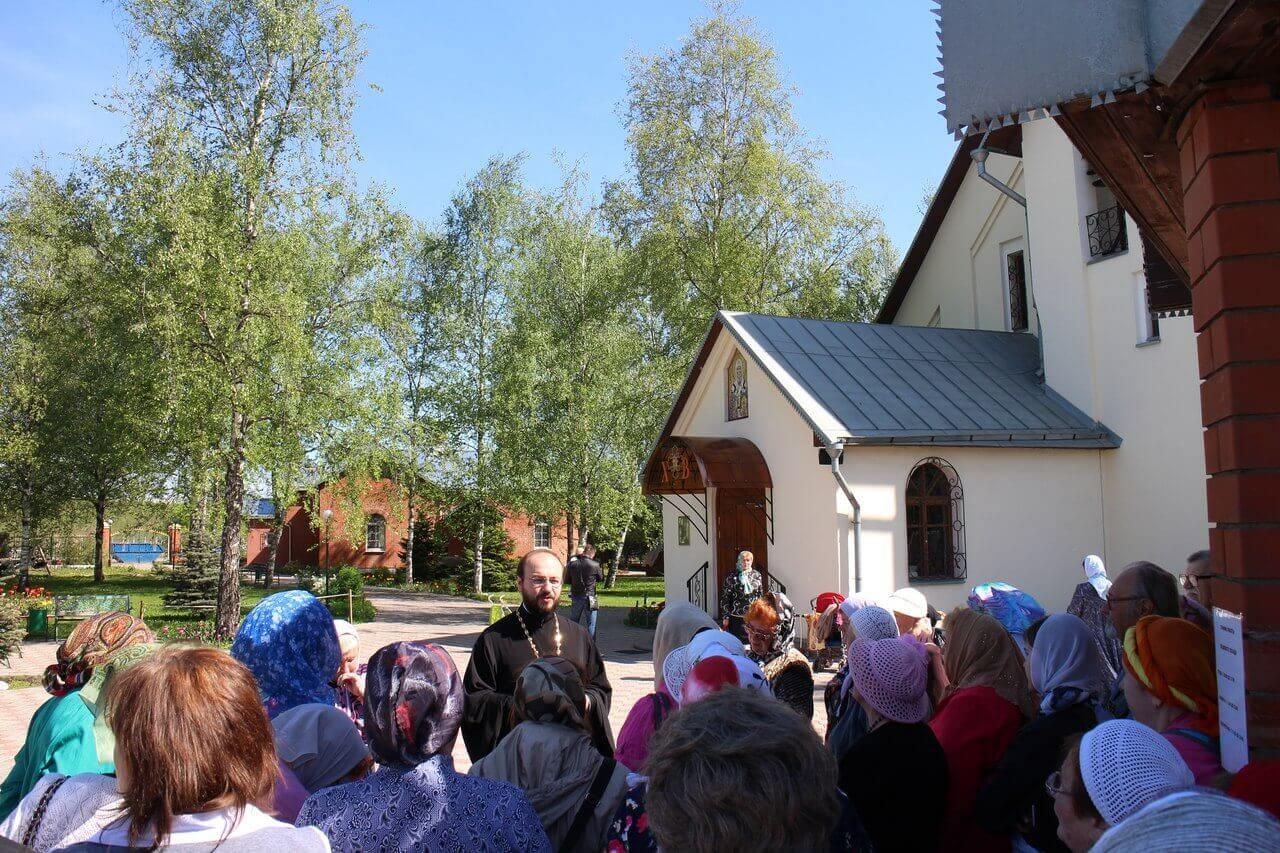 Храм святителя Тихона и Агрохолдинг «Московский»