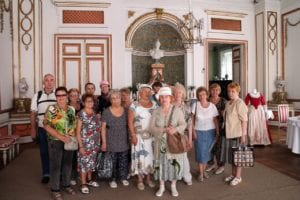 Поездка в музей-усадьбу Кусково