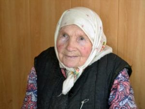 Прачечная для стариков ст. Боргустанской