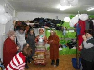 Центр гуманитарной помощи в Людиновой открылся!