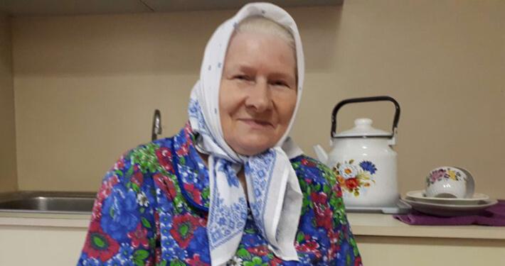 Заставка для - Продуктовые наборы одиноким пенсионерам