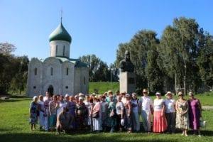 Подопечные в Переславль-Залесском