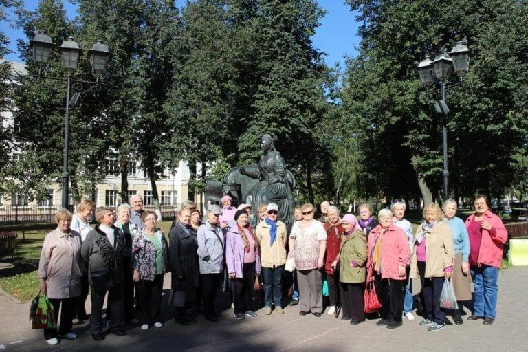 Поездка подопечных в Подольск