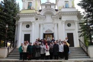 Увлекательная поездка в Троицкое-Кайнарджи и Косино