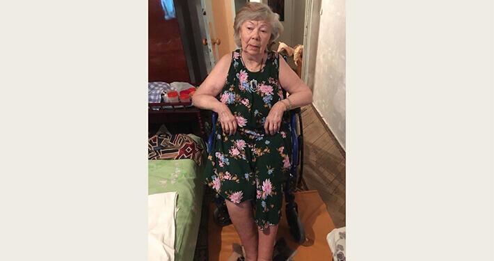 Заставка для - Мир движений для маломобильных пожилых инвалидов Ставрополья