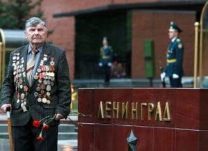 В этот день 75 лет назад была завершилась блокада Ленинграда