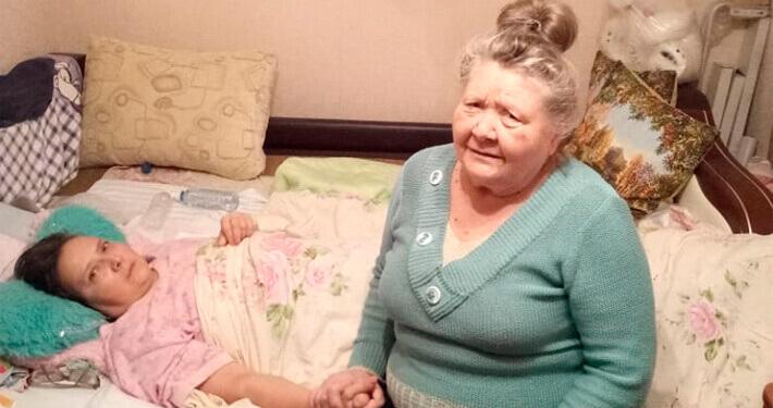 Помощь Анне Ивановне