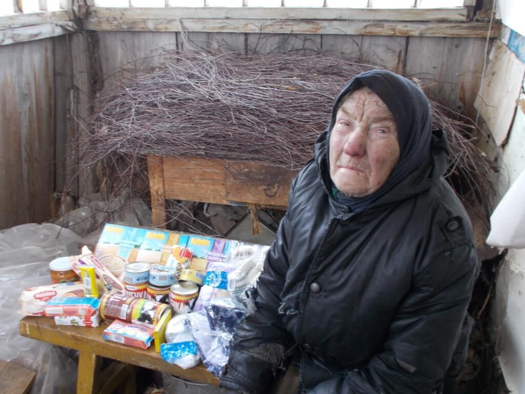 Помощь Анне Андреевне