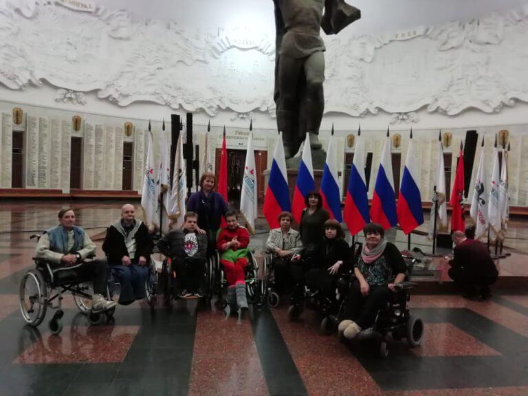"""Экскурсия в """"Музей Победы"""""""