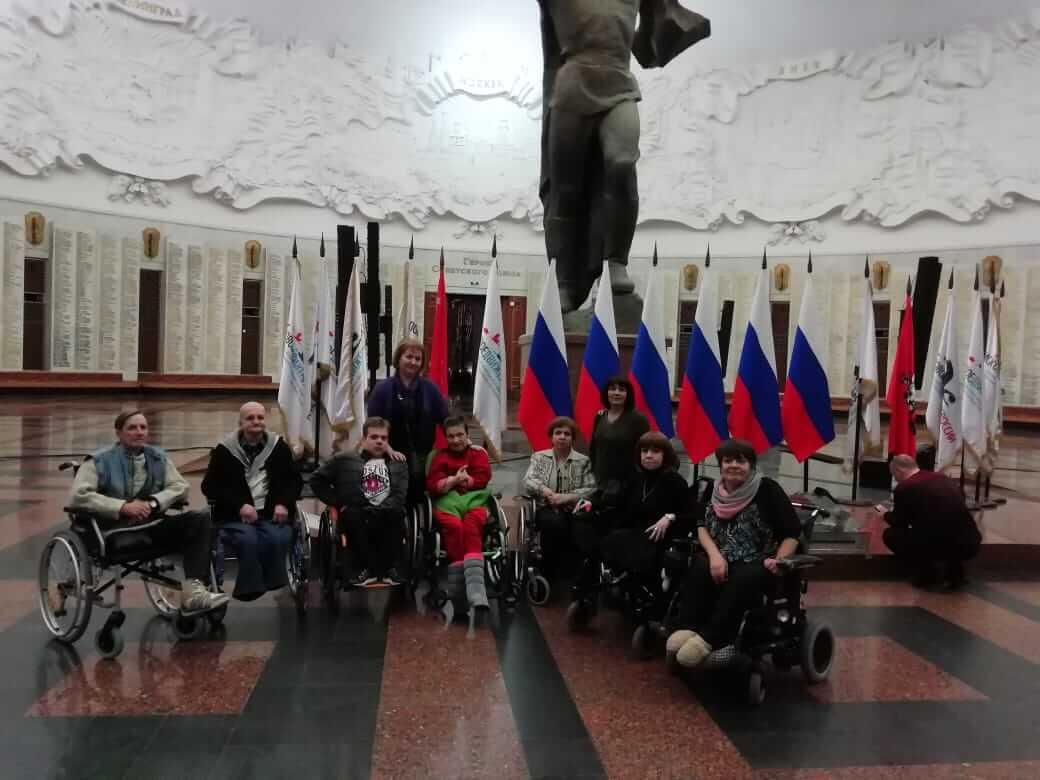 Экскурсия в «Музей Победы»