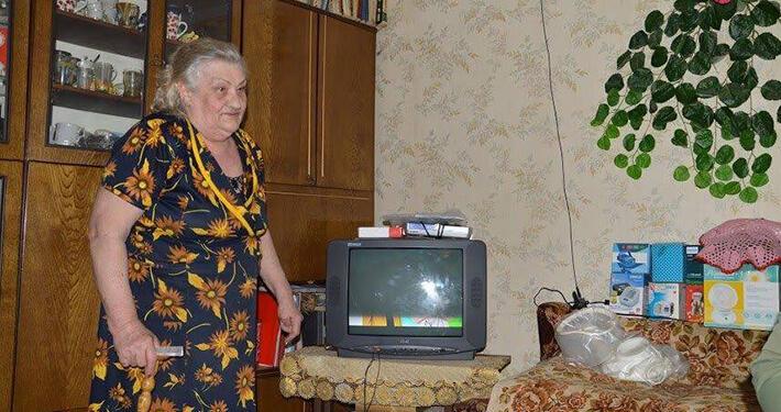 Помощь Галине Даниловне Р.
