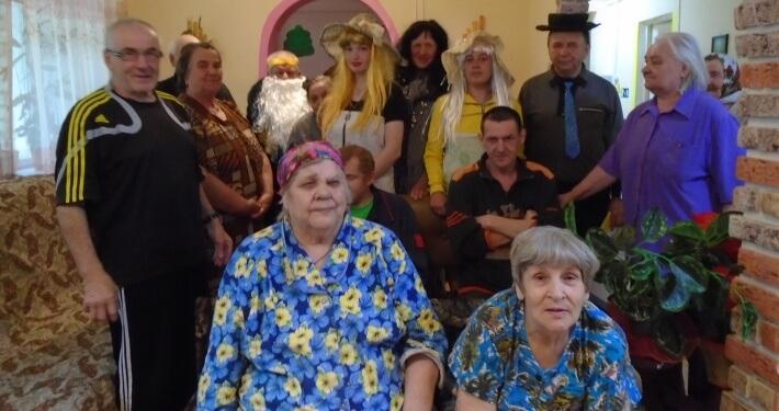 Заставка для - Телевизор подопечным в Мантурово
