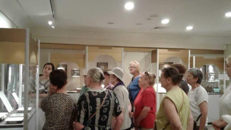 Поездка на празднование 220-летнего юбилея Александра Сергеевича Пушкина