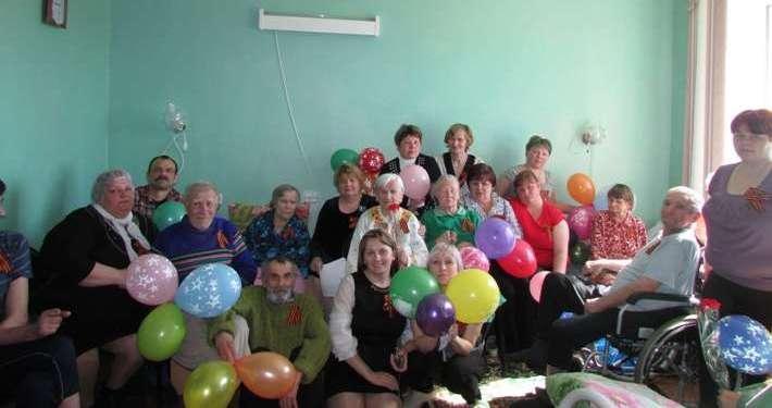 Заставка для - Линолеум для центра временного проживания пожилых людей