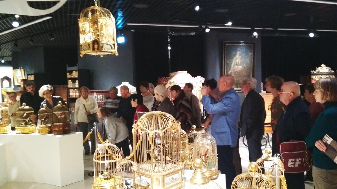 Музейный день в рамках Активного долголетия
