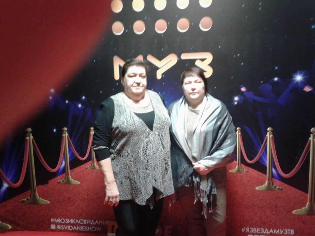 Посещение мюзикла в рамках проекта «Активное долголетие»