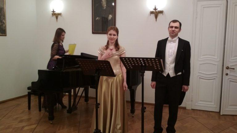 Подопечные на концерте в доме-музее Ф.И. Шаляпина