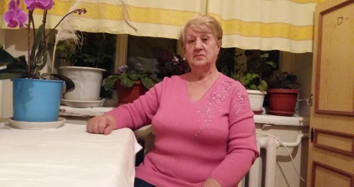 Помощь для Алевтины Артемовны