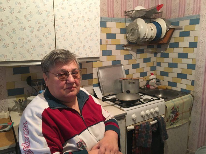 Помощь Валентине Павловне