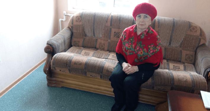 Заставка для - Помощь Лидии Сергеевне