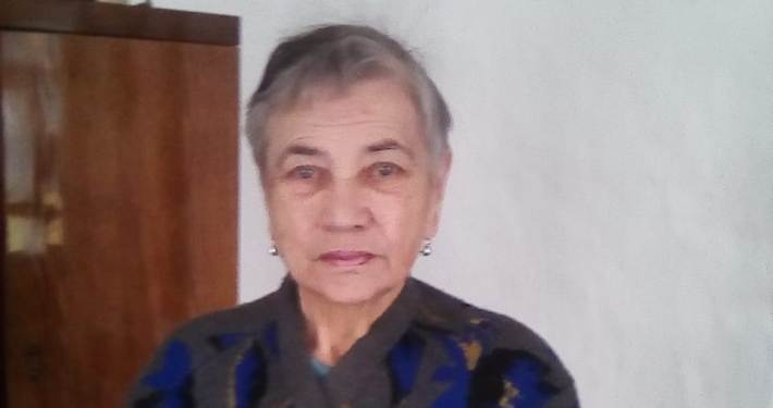 Помощь Алевтине Кронидовне