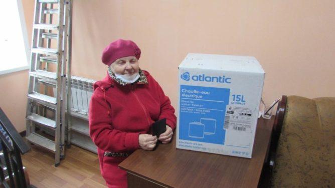 Помощь Людмиле Ивановне