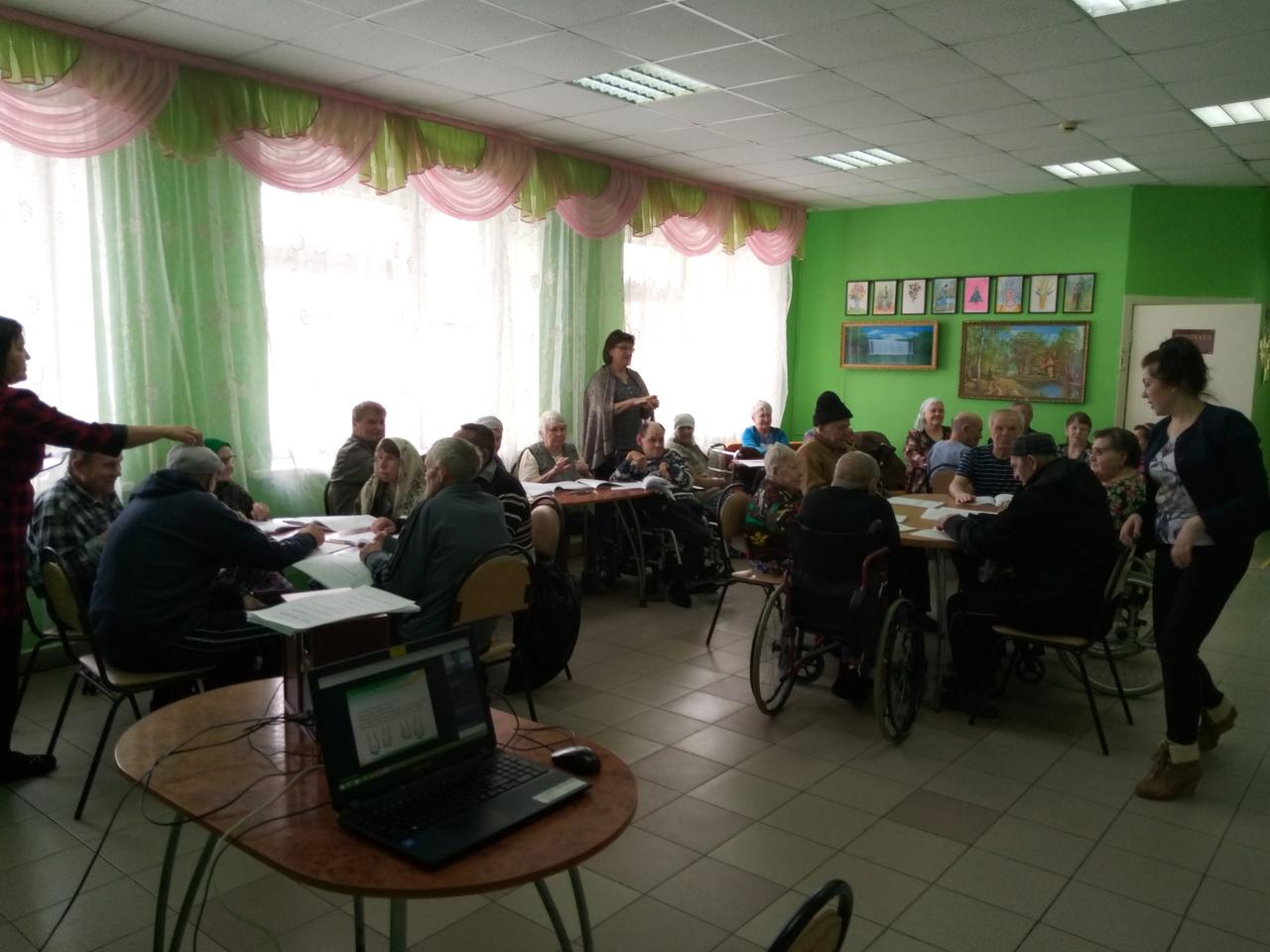 Новости от Вятскополянского комплексного центра социального обслуживания