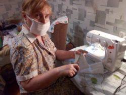 Отчет по раздаче санитарных средств в г. Ессентуки