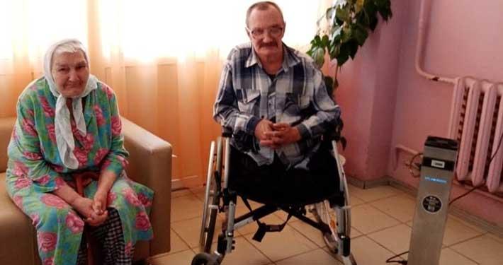 Заставка для - Новая удобная одежда для подопечных Ярцевского дома престарелых