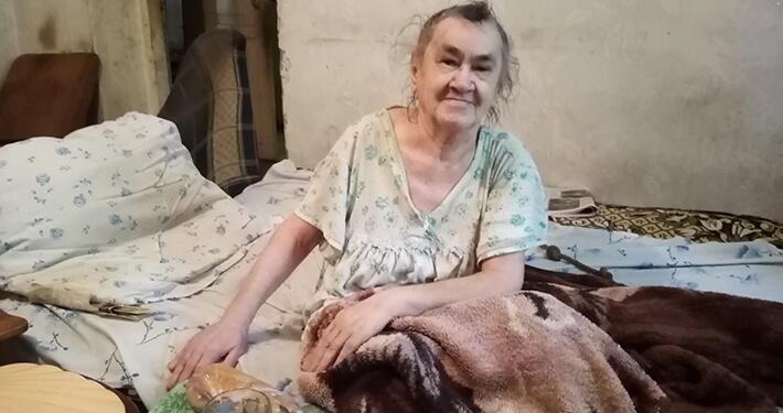 Помощь Валентине Степановне