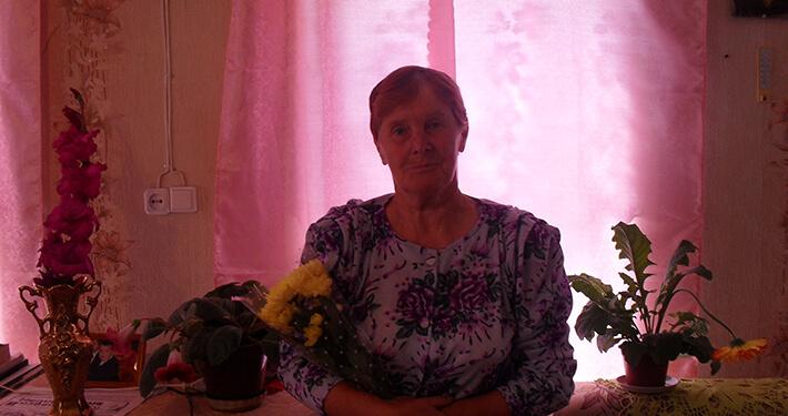 Помощь Людмиле Александровне