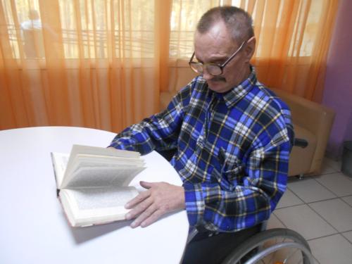 Новая удобная одежда для подопечных Ярцевского дома престарелых