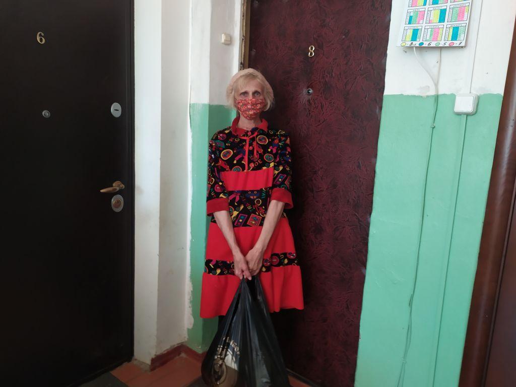 Помощь Людмиле Петровне