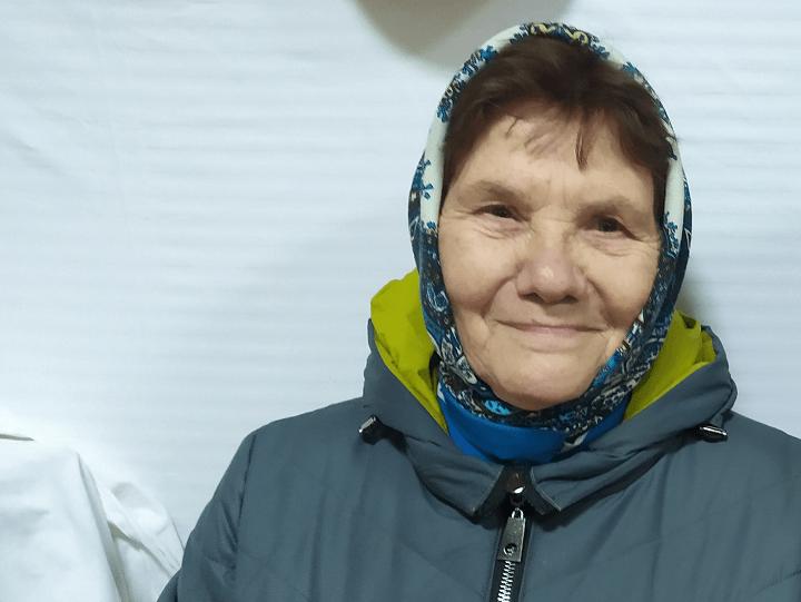 Помощь Полине Федоровне