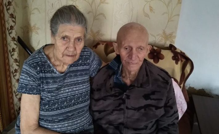Помощь Анне Андреевне и ВладимируАлександровичу