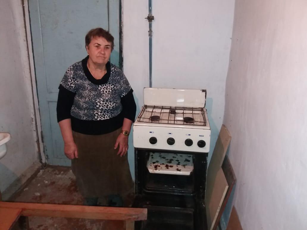 Помощь Нине Федоровне