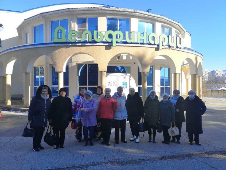 «Клуб  путешественников»  отправляется в Кисловодск