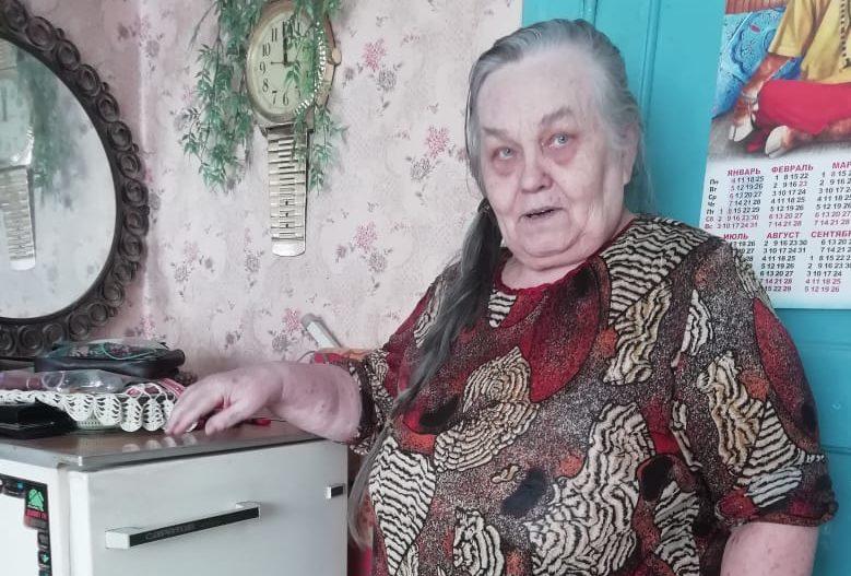 Помощь Галине Степановне