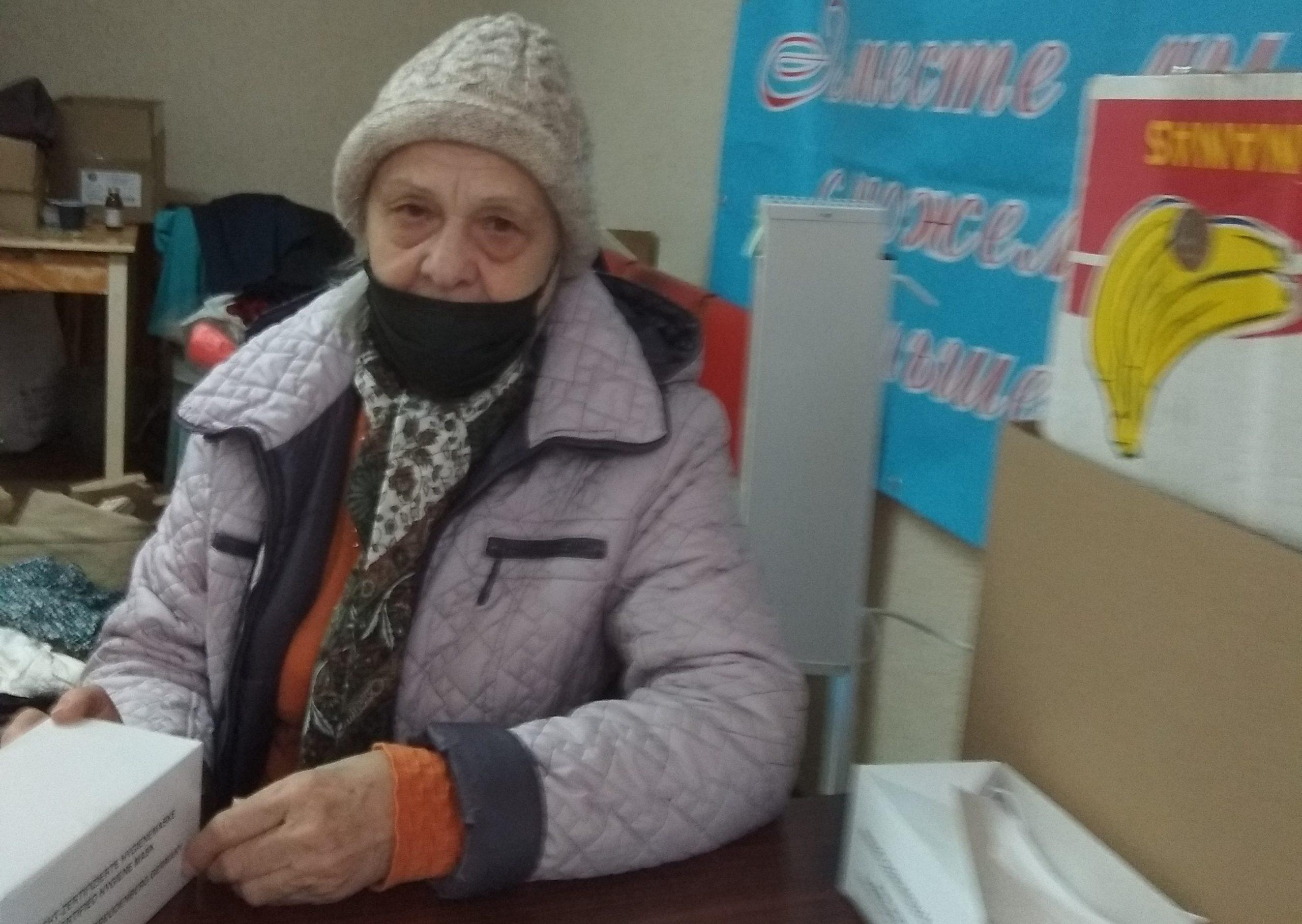 Помощь Светлане Васильевне