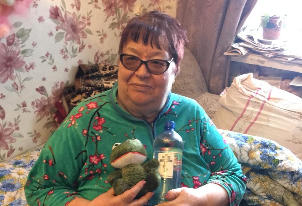 Заставка для - Удобная одежда для одиноких пожилых людей Орловской области