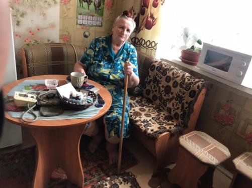 Помощь Инне Петровне