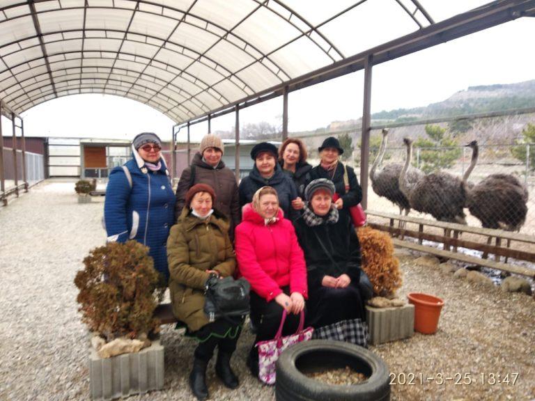 «Клуб путешественников» отправляется  в Кисловодск…