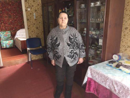 Помощь Надежда Петровна